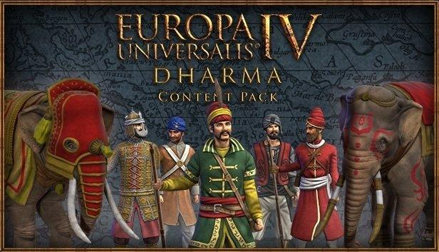 Europa Universalis IV: Dharma Content Pack | ROW (a9502730-b540-44b4-aabe-01a78eb50fd1)