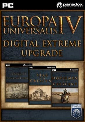 Europa Universalis IV - Digital Extreme Edition Upgrade Pack