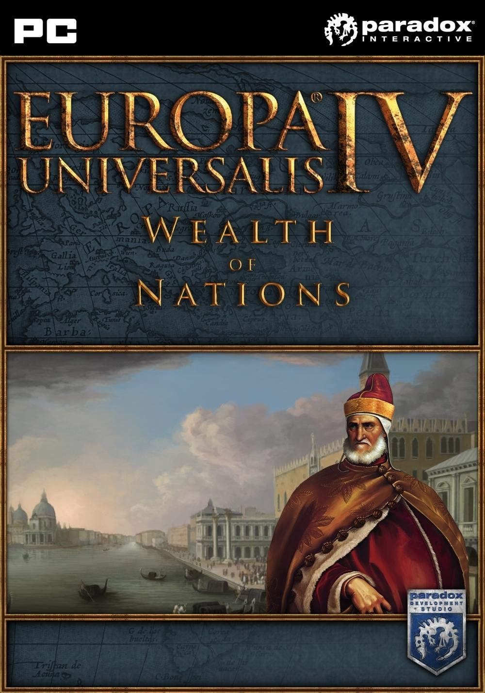 Europa Universalis IV: Wealth of Nations - Expansion (NEW) | ROW (4c42700c-df23-4555-825c-863ed2a0bd5e)