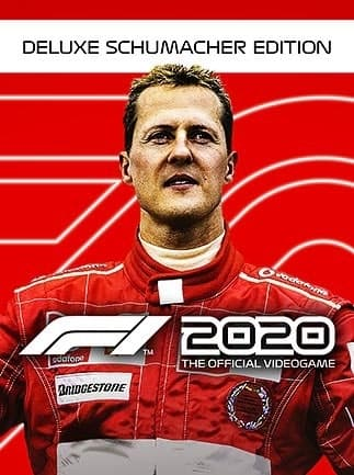 F1® 2020 Deluxe Schumacher Edition | ROW (0ad193b5-5778-47b5-b069-f16a13be9d0d)
