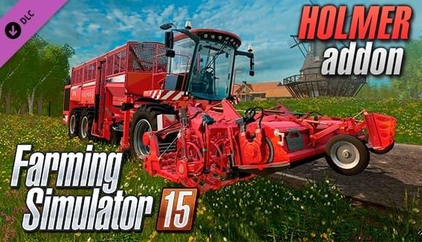 Farming Simulator 15 - HOLMER (Steam)   WW (3dba96c2-c015-474d-bdc6-be7c7d734311)