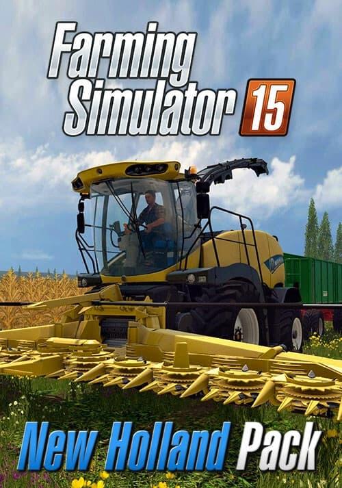arming Simulator 15 - New Holland Pack