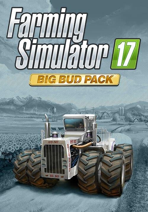 Imagem de Farming Simulator 17 - Big Bud Pack