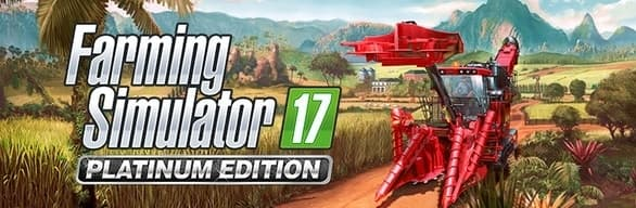 Farming Simulator 17 Platinum Edition (Steam)   WW (cfa53c0d-4df4-4b21-a876-cd4a530561e2)
