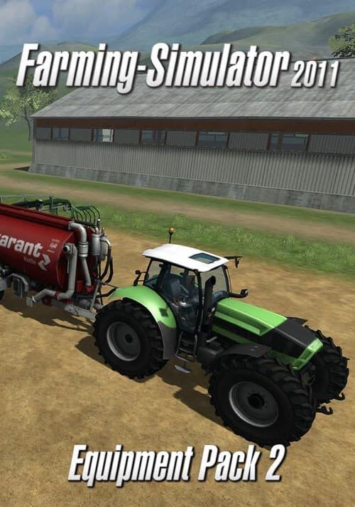 Farming Simulator 2011 - Equipment Pack 2