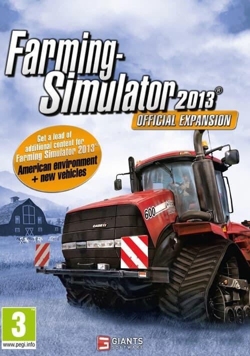Picture of Farming Simulator 2013 - Official Expansion (Titanium)