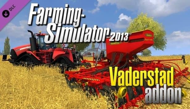 Farming Simulator 2013: Väderstad (GIANTS) | WW (fbcd0da2-9c77-49ff-9f24-04fe2babe511)