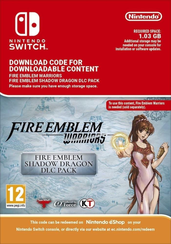 Resim FE Warriors: Fire Emblem Shadow Dragon Pk
