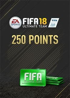 FIFA 18 Ultimate Team FIFA Points 250
