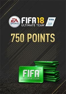 FIFA 18 Ultimate Team FIFA Points 750