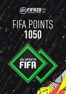 FIFA 20 ULTIMATE TEAM FIFA POINTS 1050 WW