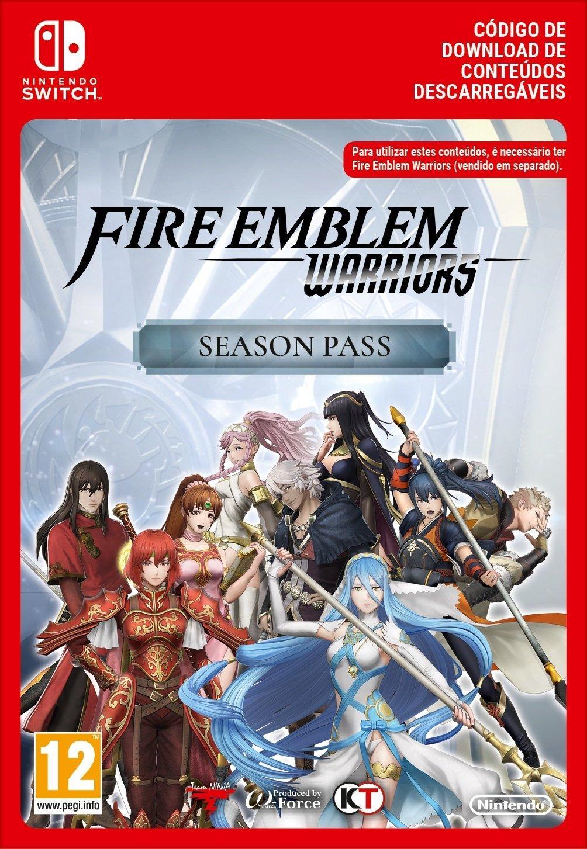 Resim Fire Emblem Warriors: Season Pass
