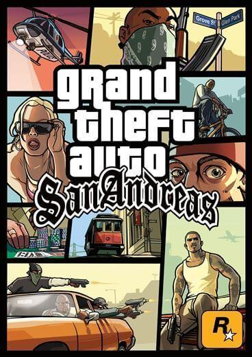 Picture of Grand Theft Auto : San Andreas