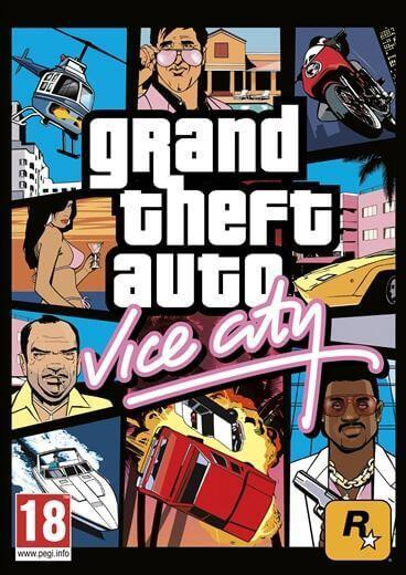 Picture of Grand Theft Auto : Vice City