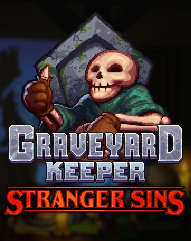 Graveyard Keeper - Stranger Sins
