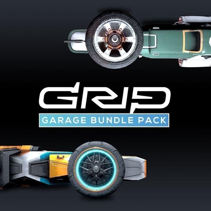 Picture of GRIP: Combat Racing - Garage Bundle Pack 3