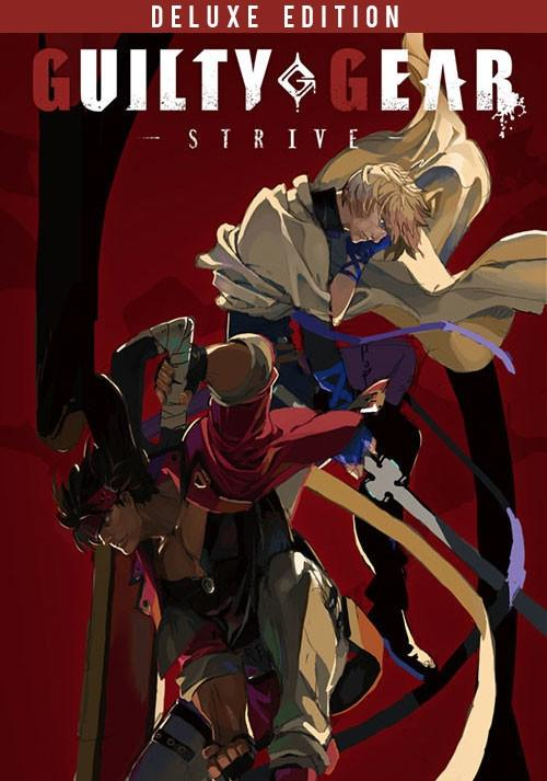 GUILTY GEAR - STRIVE - Deluxe Edition