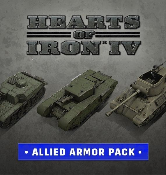 Hearts of Iron IV: Allied Armor Pack | CN_KR_LATAM_TR (9c506bc1-4f2f-431a-aaba-b40310227ec4)