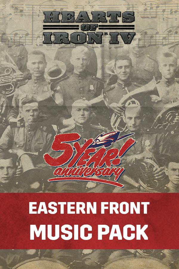 Hearts of Iron IV - Eastern Front Music Pack | LATAM_RU-CIS_TR (7c3d9f5a-7d74-4f8d-b392-f89cd3b9937c)