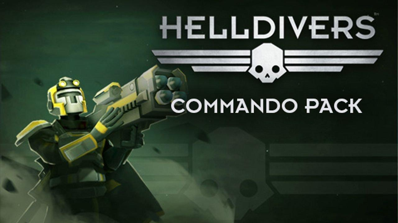 Picture of HELLDIVERS™ Commando Pack