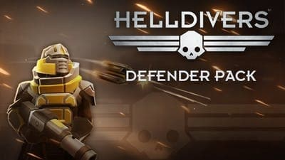 Picture of HELLDIVERS™ Defenders Pack