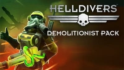 Picture of HELLDIVERS™ Demolitionist Pack