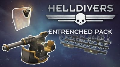 Picture of HELLDIVERS™ Entrenched Pack