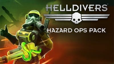 Picture of HELLDIVERS™ Hazard Ops Pack