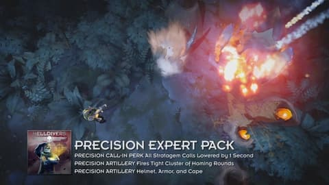 Picture of HELLDIVERS™ Precision Expert Pack
