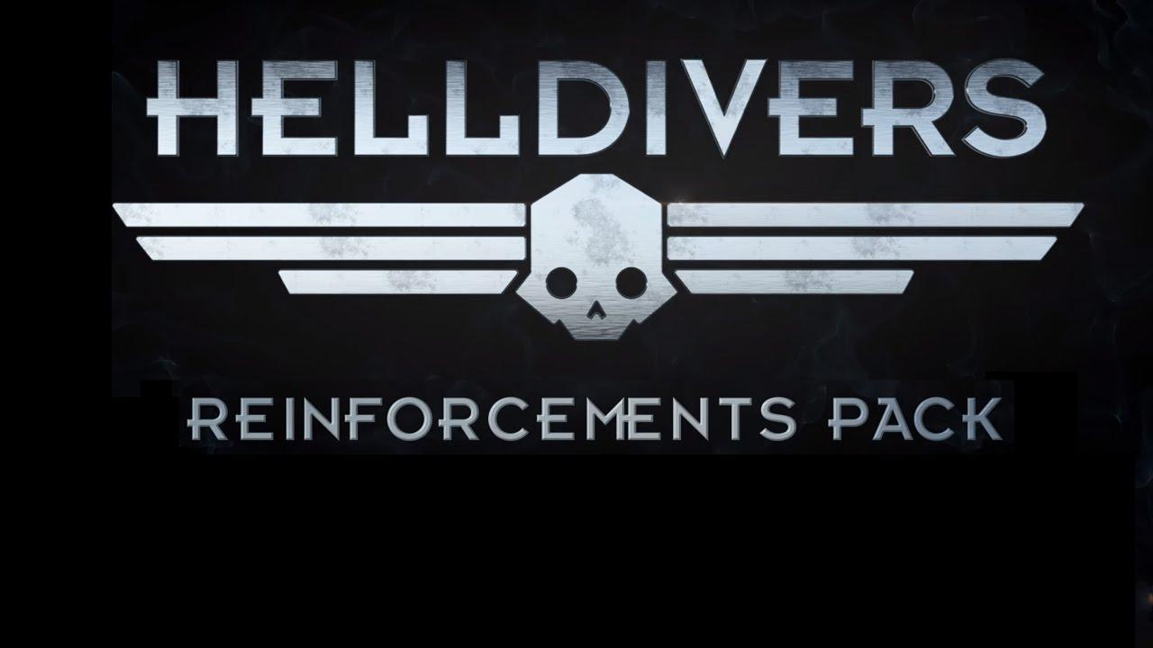 Picture of HELLDIVERS™ Reinforcements Pack 1