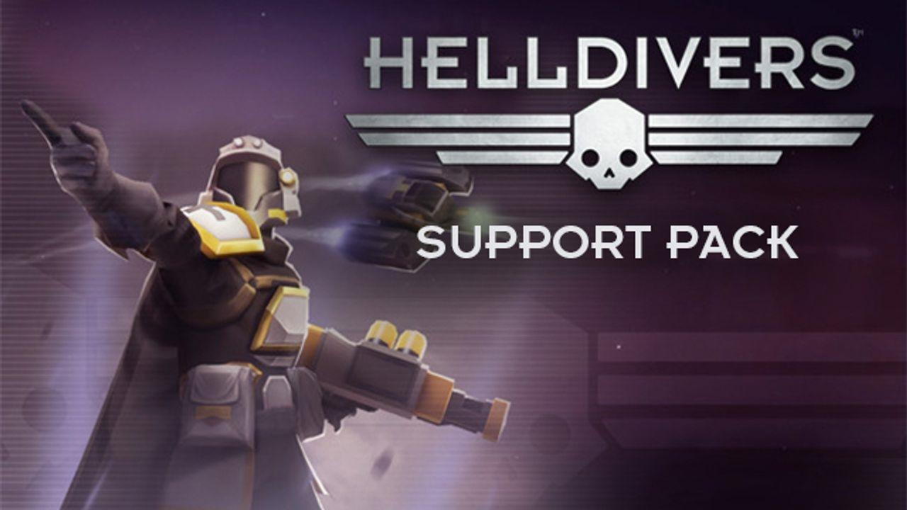 Picture of HELLDIVERS™ Support Pack
