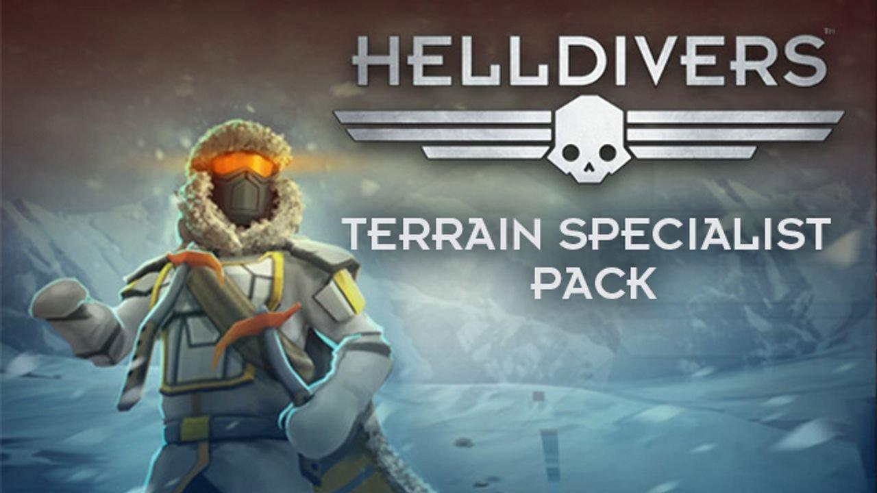 Picture of HELLDIVERS™ Terrain Specialist Pack