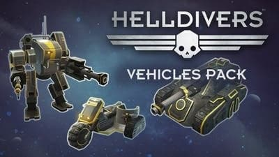 Picture of HELLDIVERS™ Vehicles Pack
