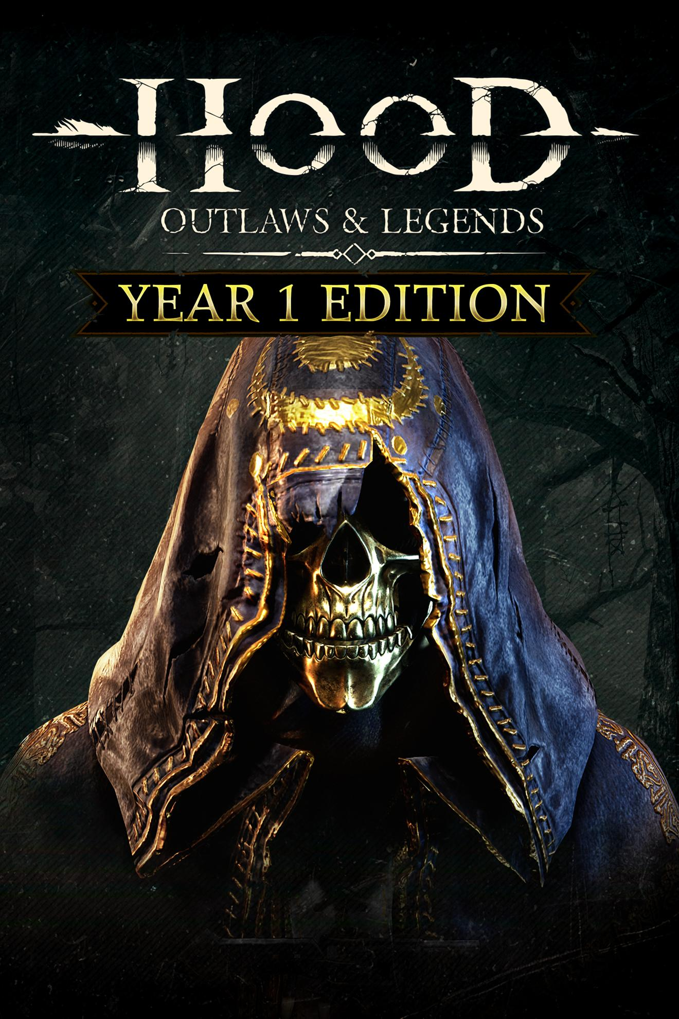 Hood: Outlaws & Legends - Year 1 Edition | WW (5703c61f-b7f5-4fdb-bb04-bc250343feb8)
