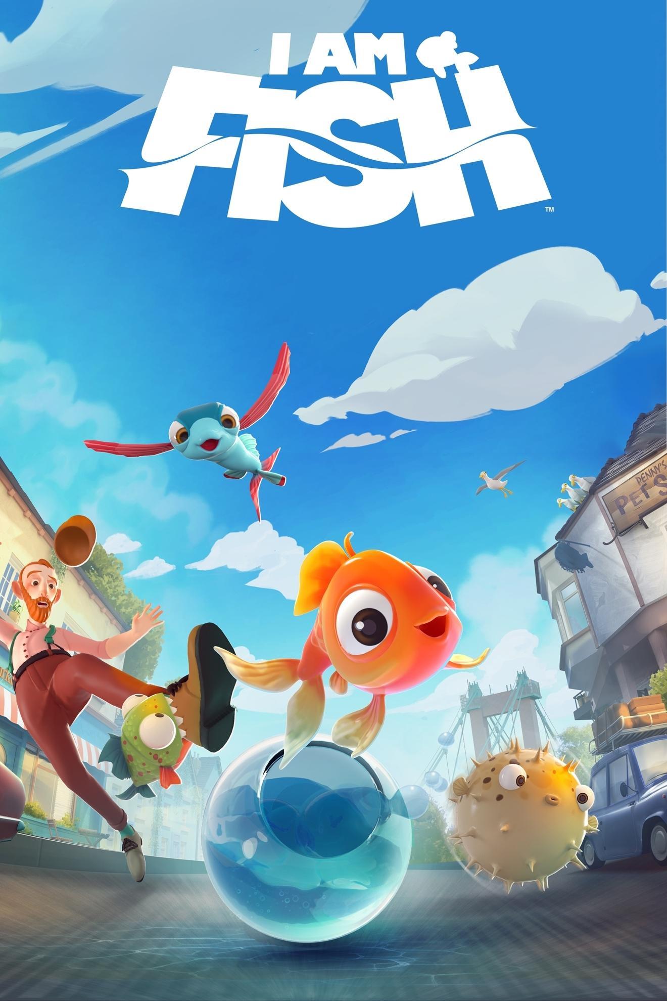 I Am Fish - Launch | LATAM (166173c8-3fdd-400d-9eed-db799d91675b)