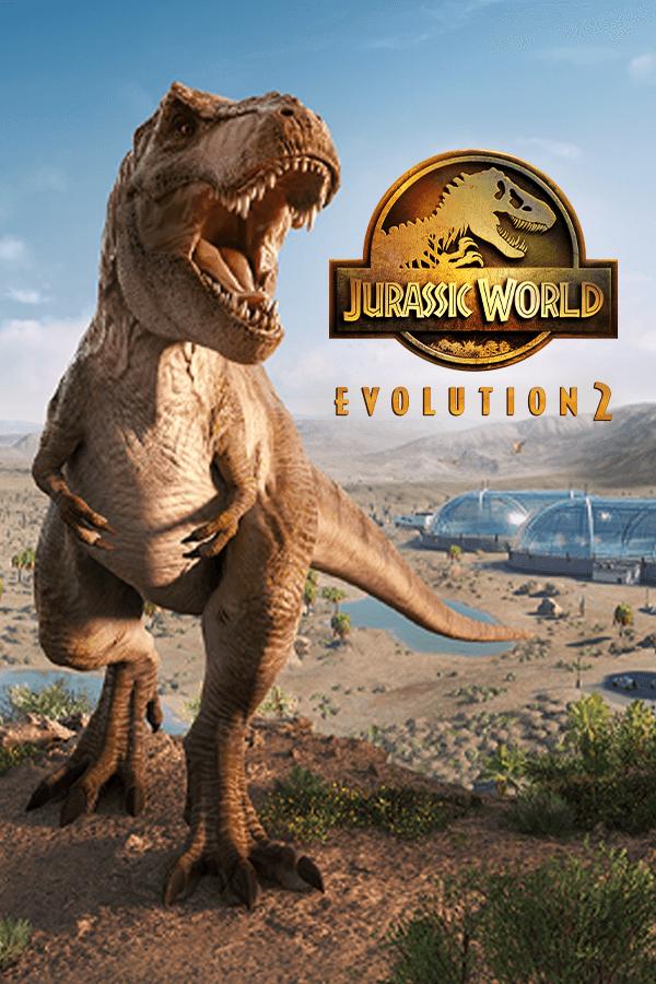 Jurassic World Evolution 2 - Deluxe Edition (Pre-order) | ME-TR (935cc23e-2a12-49e7-9a65-989eac8b8655)
