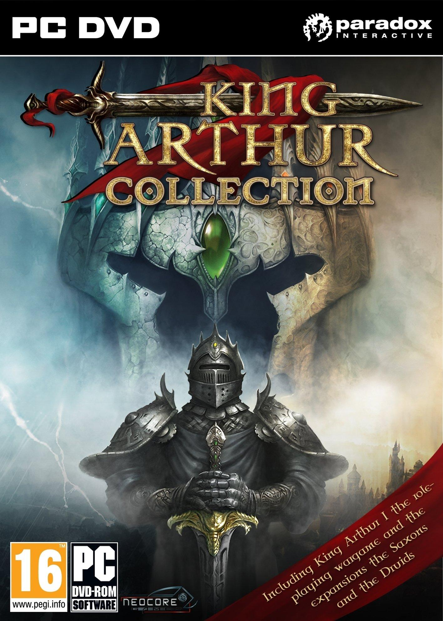 King Arthur Collection | ROW (9f6db56e-23db-499c-bdd9-6a55ea7bf5a8)