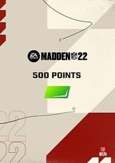 Madden NFL 22 500 Madden Points