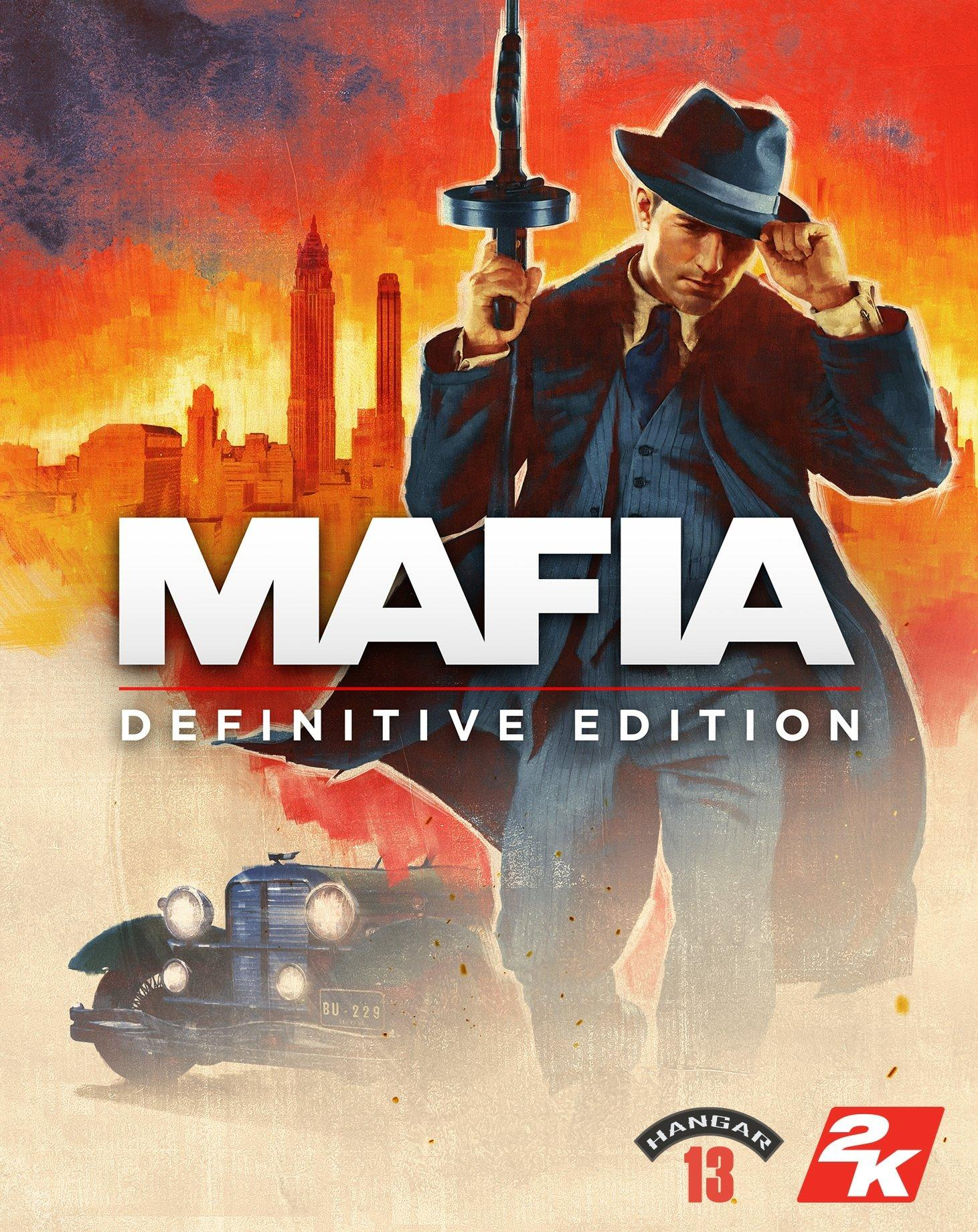 Imagem de Mafia: Definitive Edition (Steam)