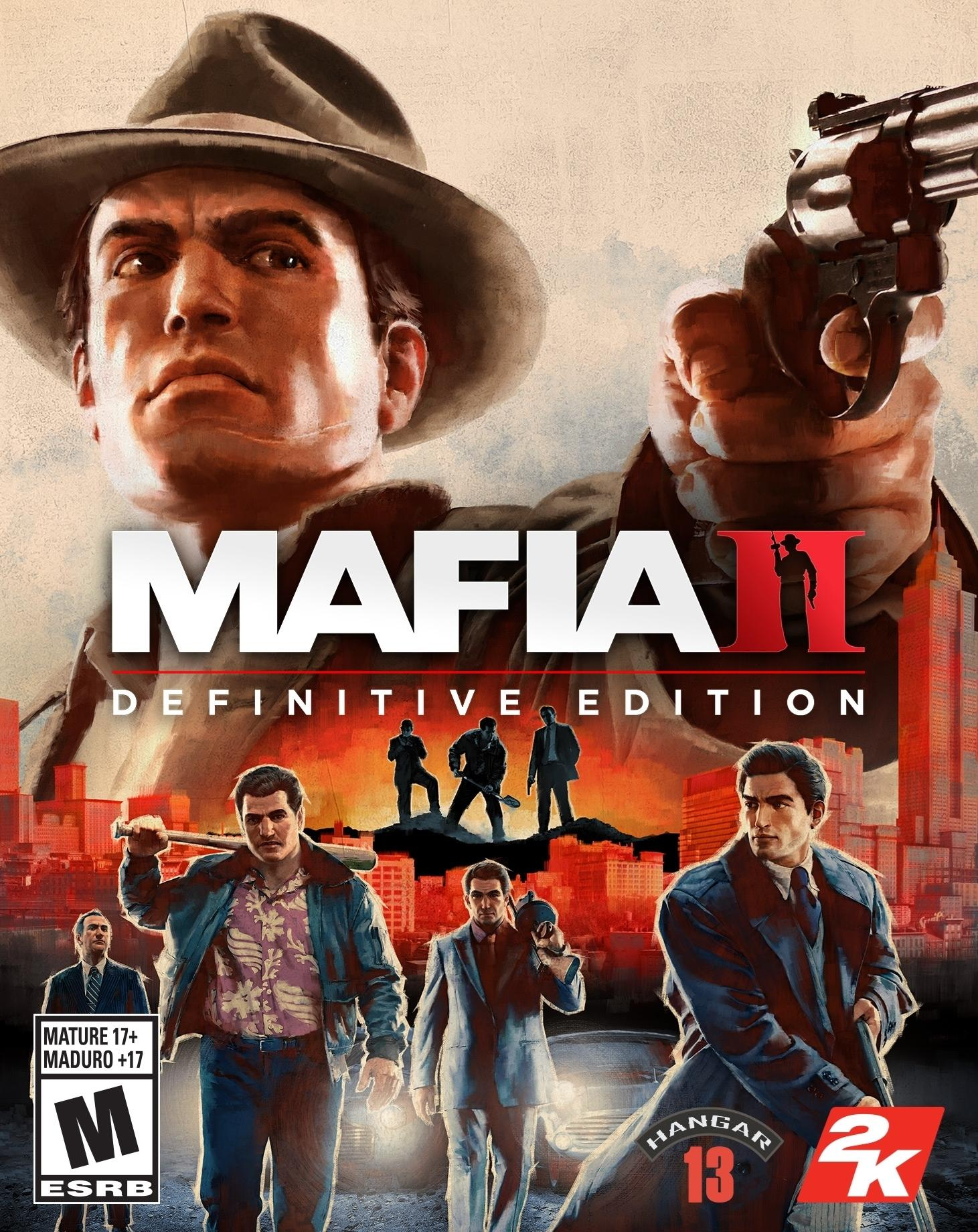 Mafia II: Definitive Edition (Steam) | ROW (32ee3069-e0d7-4aa2-868e-e4710d41d9e1)