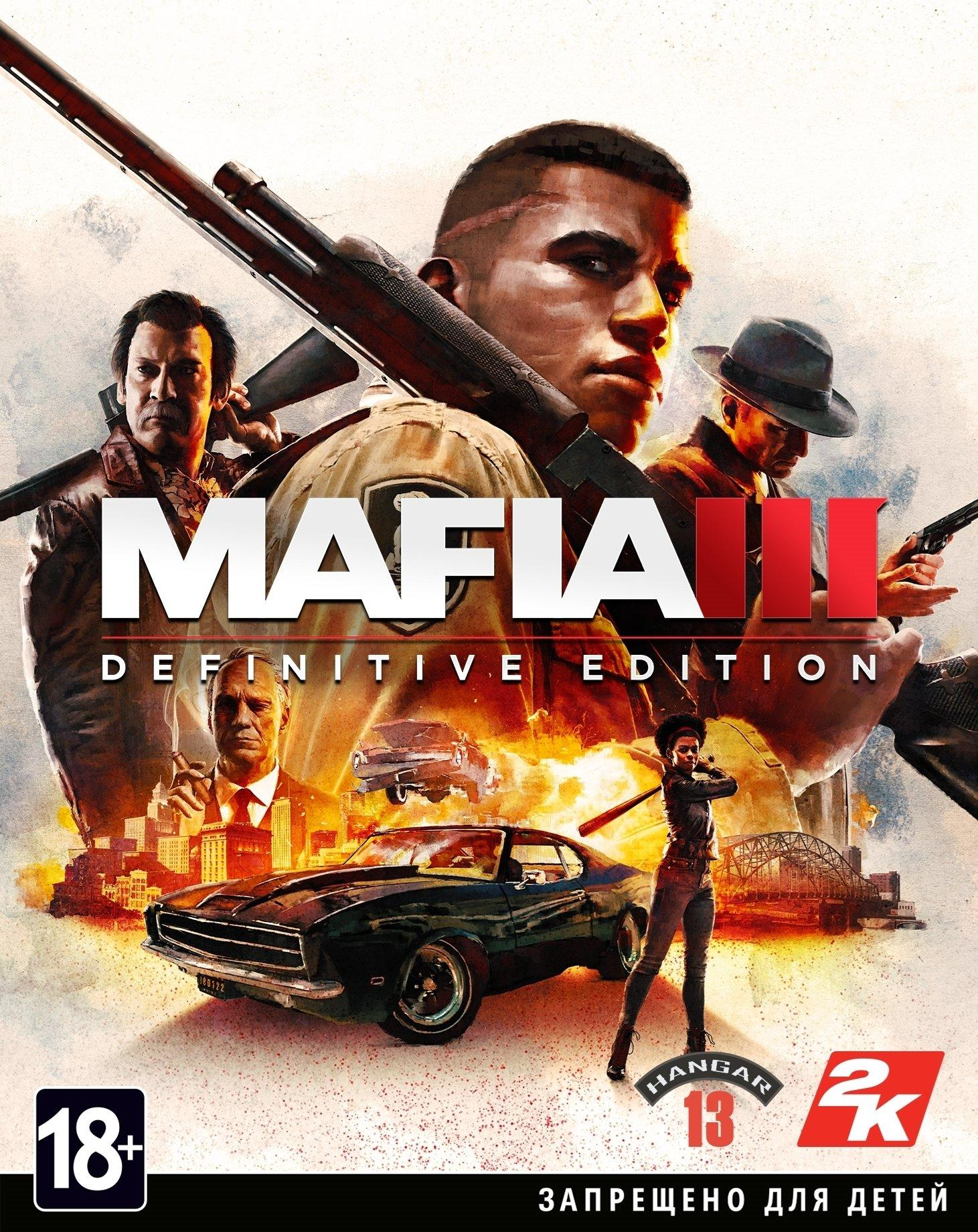 Mafia III: Definitive Edition (Steam) | ROW (054a43e0-861e-4256-9e52-42f567090877)