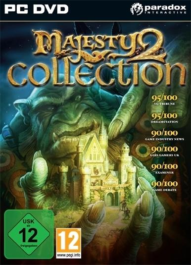 Majesty 2 Collection | ROW (1248a074-b900-4d66-9112-aecab08483eb)