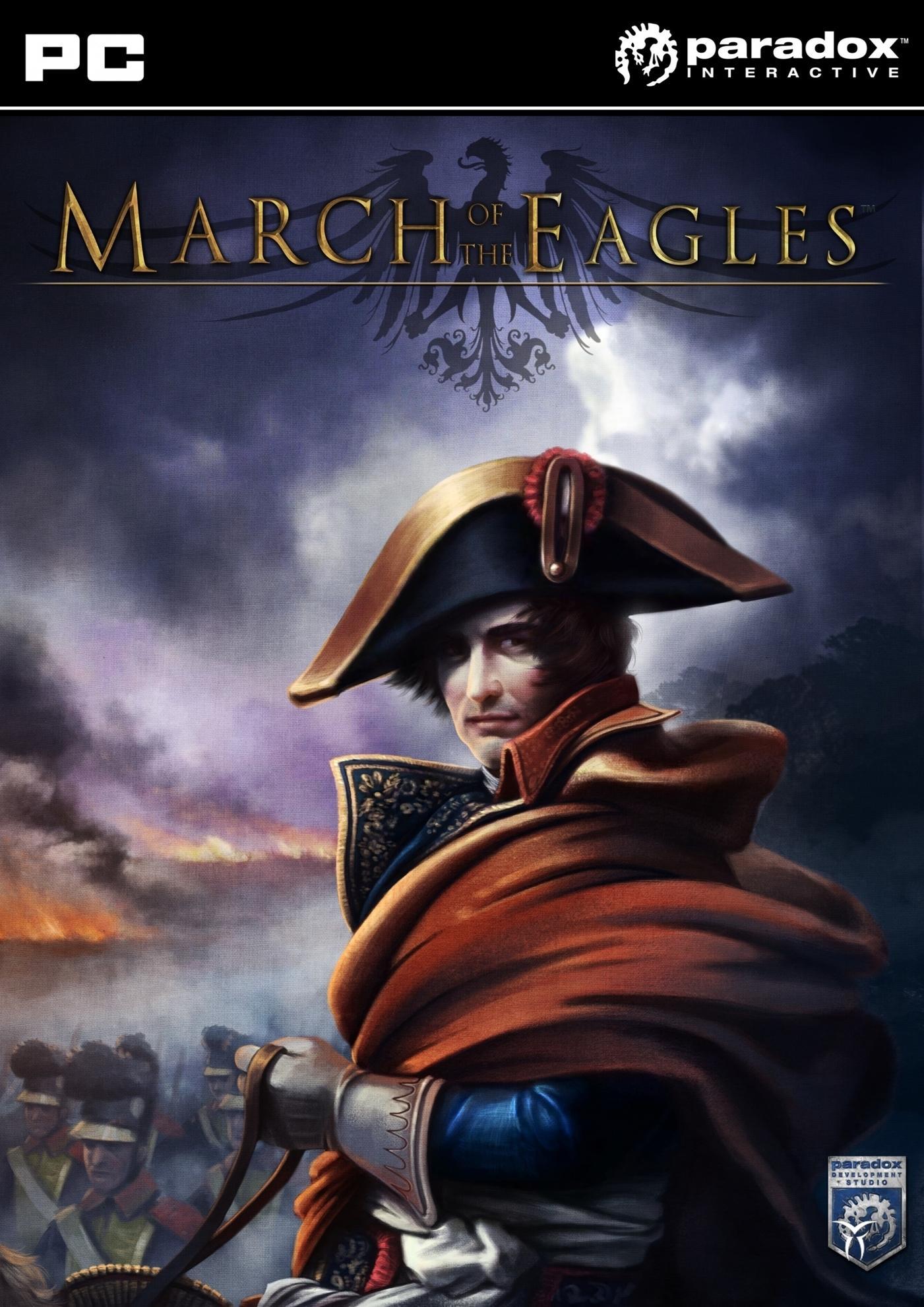 March of the Eagles | WW (73921081-fa4e-4fd5-8019-01bc255cc77c)