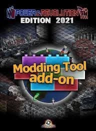 Picture of Modding Tool Add-on - Power & Revolution 2021 Edition