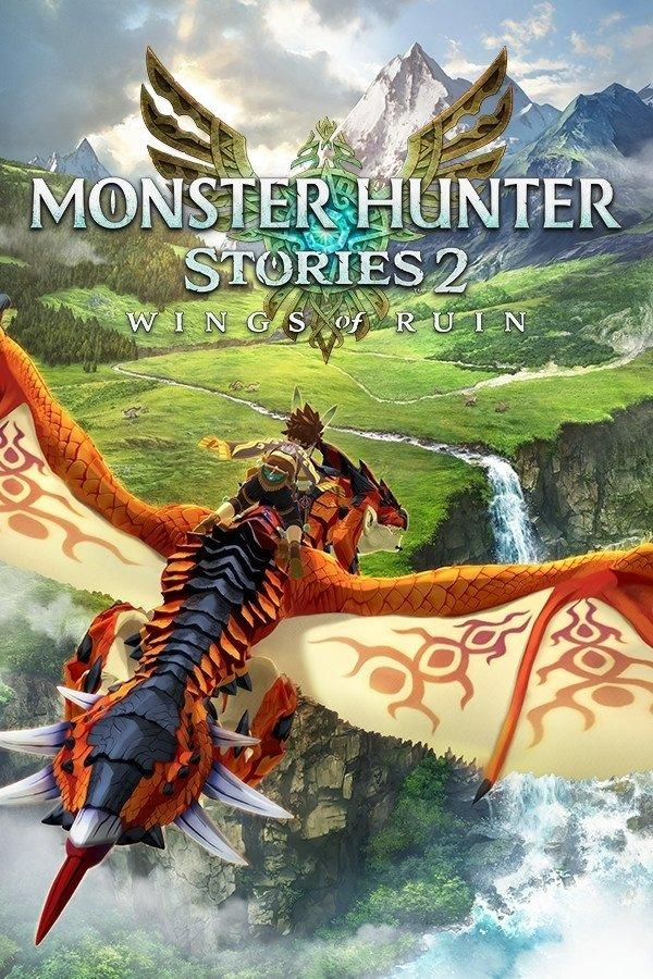 Monster Hunter Stories 2: Wings of Ruin Standard Edition (Launch) | ROW (c890c21a-251b-4f89-8ec0-243c2b02df16)