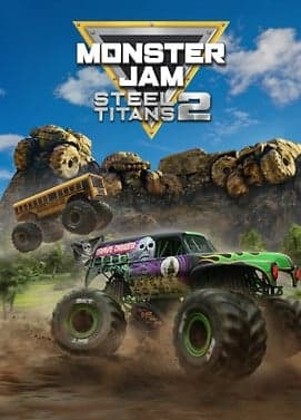 Picture of Monster Jam Steel Titans 2