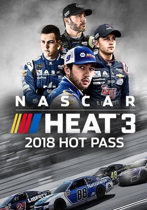 Picture of NASCAR Heat 3 - 2018 Hot Pass