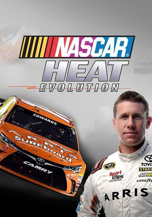Picture of NASCAR Heat Evolution