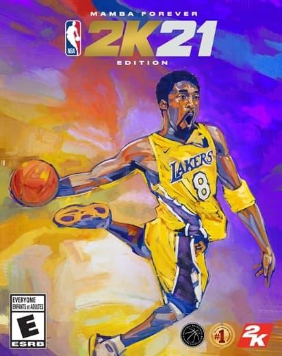 Resim NBA 2K21 Mamba Forever Edition