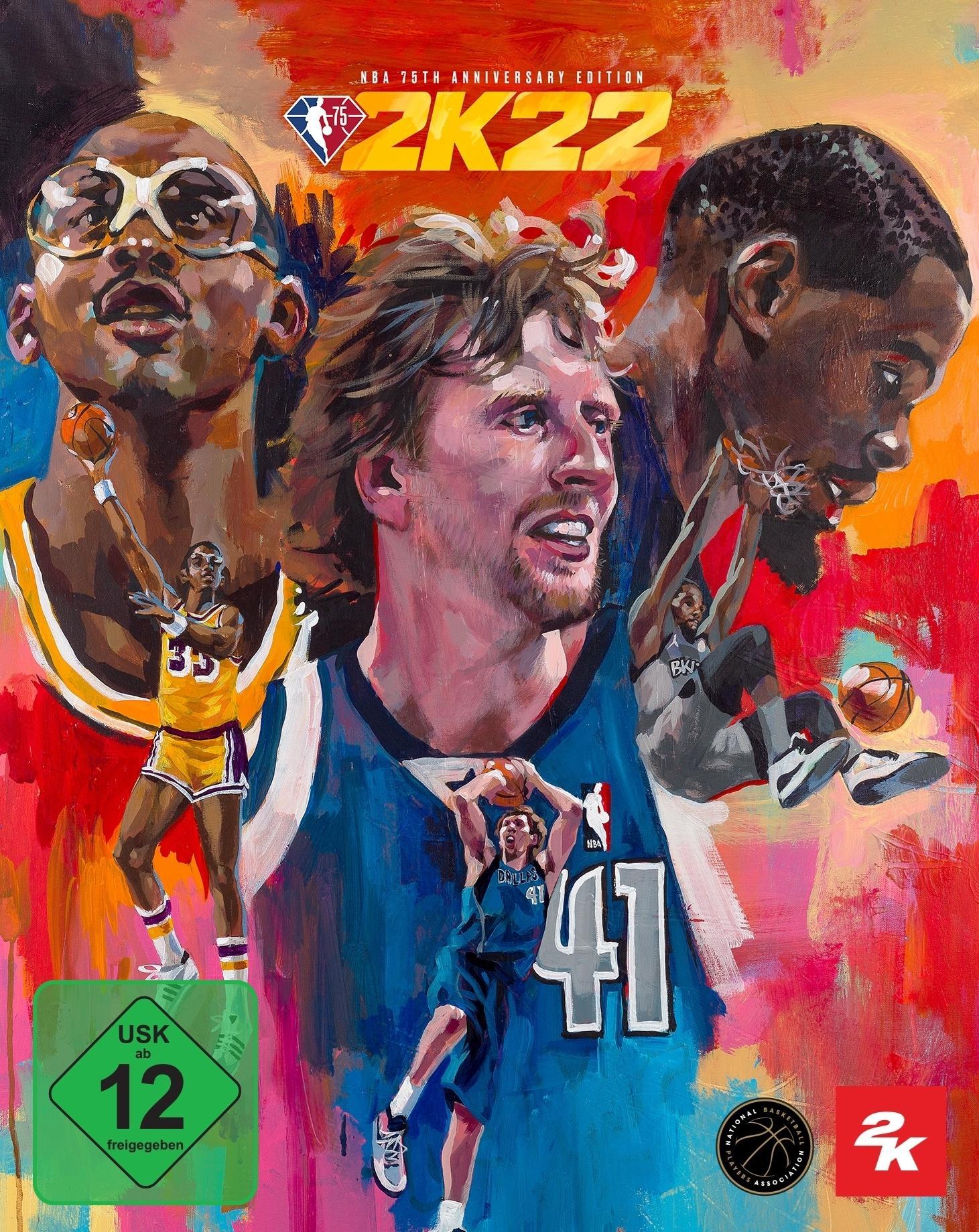 NBA 2K22: NBA 75th Anniversary Edition | LATAM (bfa429e2-d63c-42a9-a26d-31dd994f73b5)